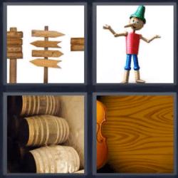 soluciones 4 fotos 1 palabra pinocho
