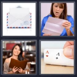 4 fotos 1 palabra sobre