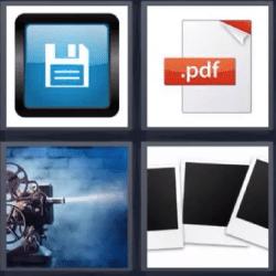 4 fotos 1 palabra pdf