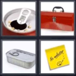 4 fotos 1 palabra coca cola