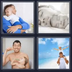 Soluciones-4-Fotos-1-palabra-padre