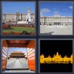 las respuestas de 4 fotos 1 palabra