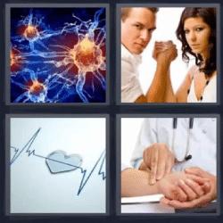 4 fotos 1 palabra solucion 5 letras imagen de neuronas for Cama 4 fotos 1 palabra