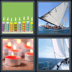 4 fotos 1 palabra velero