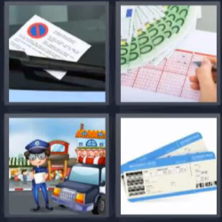 4 fotos 1 palabra lotería
