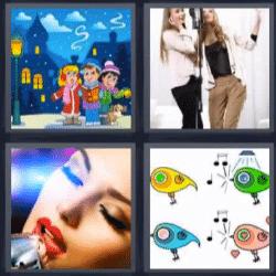 4 fotos 1 palabra ayuda