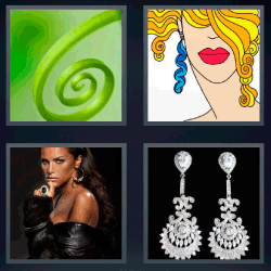 4 fotos 1 palabra pendientes