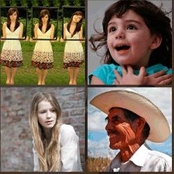 1 palabra 4 fotos trillizas