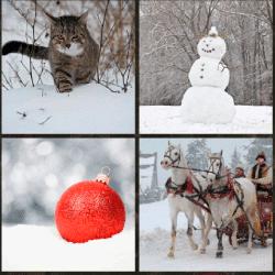 1-Palabra-4-Fotos-nivel-13.1-Nieve