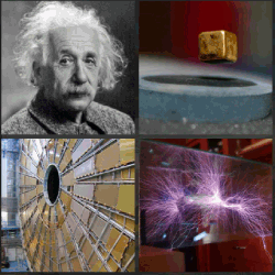 1 palabra 4 fotos Albert Einstein