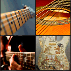 1 Palabra 4 Fotos - Música nivel 1