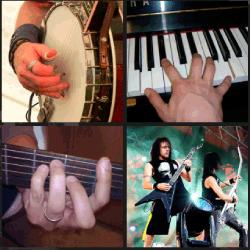 1 Palabra 4 Fotos - Música nivel 46