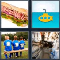 4 Fotos 1 Palabra Sandwich 4fotos 1palabra Com