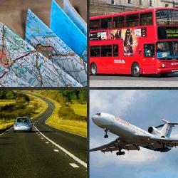 1 palabra 4 fotos mapa autobús