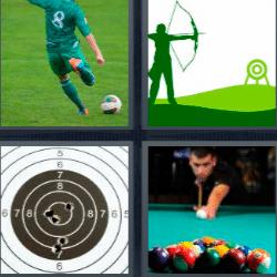 4 fotos 1 palabra diana