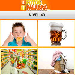 4 fotos 1 palabra facebook nivel 40