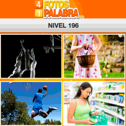 4 fotos 1 palabra facebook nivel 196