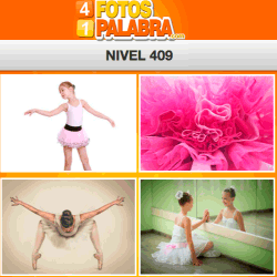 4 fotos 1 palabra facebook nivel 409