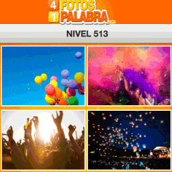4 fotos 1 palabra facebook nivel 513