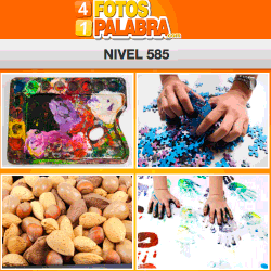 4 fotos 1 palabra facebook nivel 585