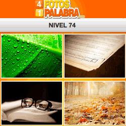 4 fotos 1 palabra facebook nivel 74