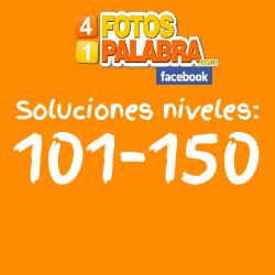 Respuestas nivel 101 a 150