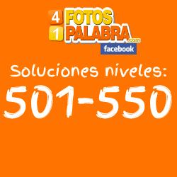 Respuestas niveles 501 a 550