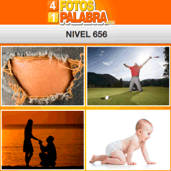 4 fotos 1 palabra FB nivel 656