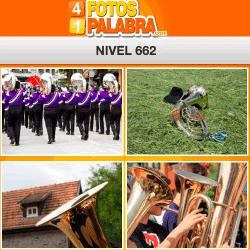 4 fotos 1 palabra FB nivel 662