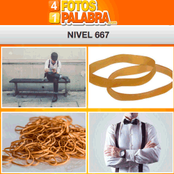 4 Fotos 1 Palabra Facebook Nivel 667