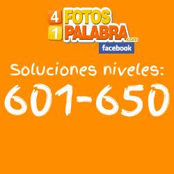 Respuestas niveles 601 a 650