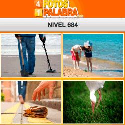 4 Fotos 1 Palabra Facebook Nivel 684