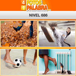 4 Fotos 1 Palabra Facebook Nivel 686