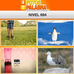 4 fotos 1 palabra FB nivel 694