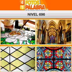 4 Fotos 1 Palabra Facebook Nivel 696