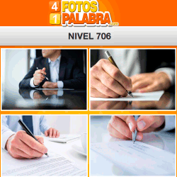 4 fotos 1 palabra FB nivel 706