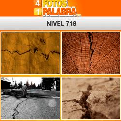 4 fotos 1 palabra FB nivel 718