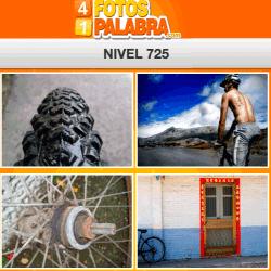 4 fotos 1 palabra FB nivel 725