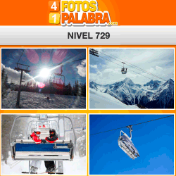 4 fotos 1 palabra FB nivel 729