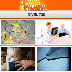 4 fotos 1 palabra FB nivel 730