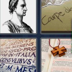 Soluciones 4 Fotos 1 palabra latin