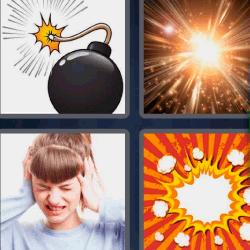Soluciones 4 Fotos 1 palabra estallar