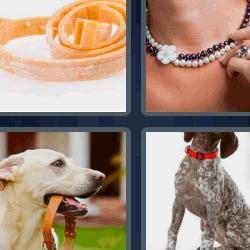 4 fotos 1 palabra perlas
