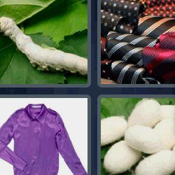 4 fotos 1 palabra corbatas