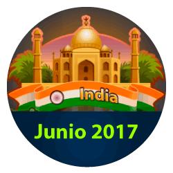 Enigma diario India Junio 2017