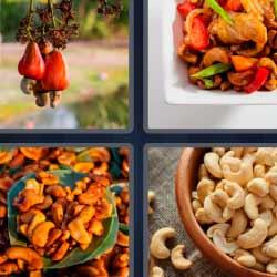 4 fotos 1 palabra semillas