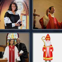 4 fotos 1 palabra religiosos