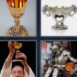 4 fotos 1 palabra copa ganador