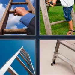 4 fotos 1 palabra escaleras