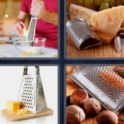 4 fotos 1 palabra pan casero